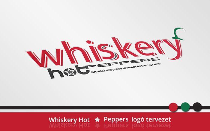 whiskery logó tervezet