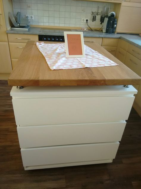 AuBergewohnlich Ikea Kücheninsel | Gute Ideen | Pinterest | Ikea Hack, DIY Furniture And  Laundry Rooms