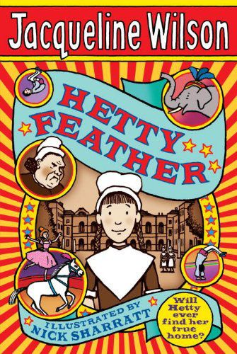 Hetty Feather by Jacqueline Wilson