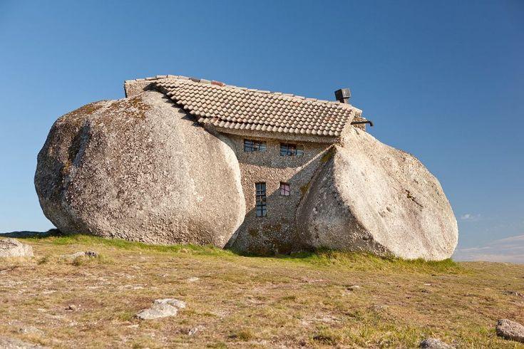 Kamienny Dom, Fafe (Portugalia)