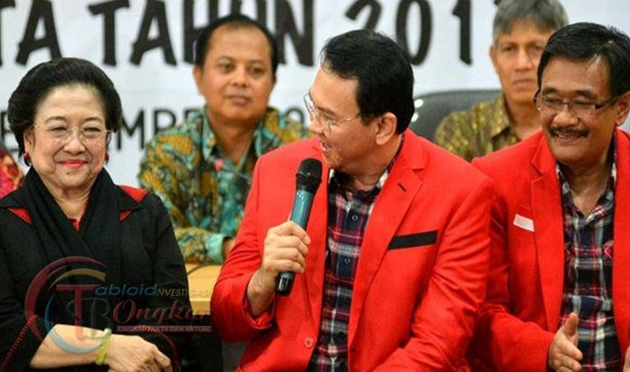 Megawati: Kita Harus Lebih Kerja Keras Menangkan Ahok-Djarot