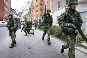 Швеция: готовность к войне с Путиным