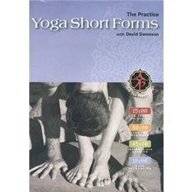 DVD: Yoga Short Forms - David Swenson fra Komplettyoga. Om denne nettbutikken: http://nettbutikknytt.no/komplettyoga-no/
