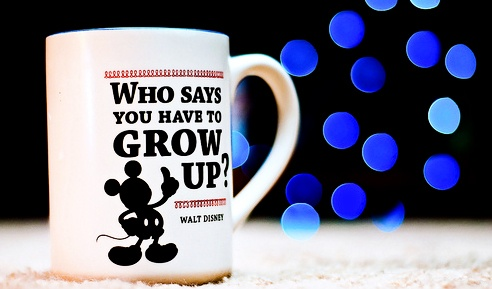 ♥ disney: Walt Disney, Disney Quotes, Mickey Mouse, Disney Mugs, Disney Mickey, Mickie Mouse, Disney Parks, Disney Mania, Things Disney