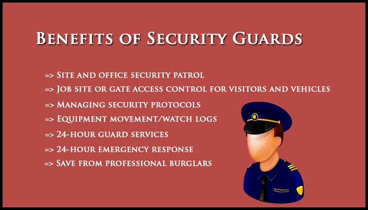 Benefits of Security Guards Security Guard Agency Pinterest - g4s security officer sample resume