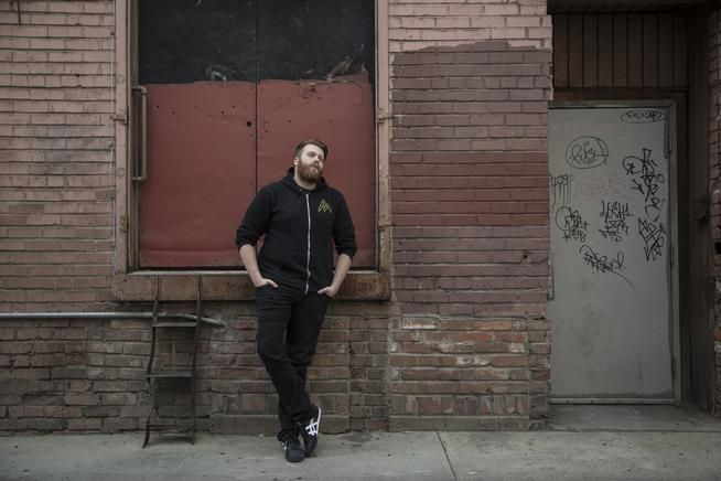 Denver comic Matt Monroe is pushing Denver's comedy scene forward with slick, well-attended showcases and an increasingly national profile