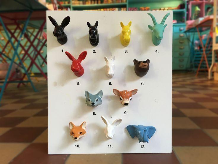 Köp din djur krok på vår webshop www.coctail.nu eller i vår butik på Söder i Stockholm