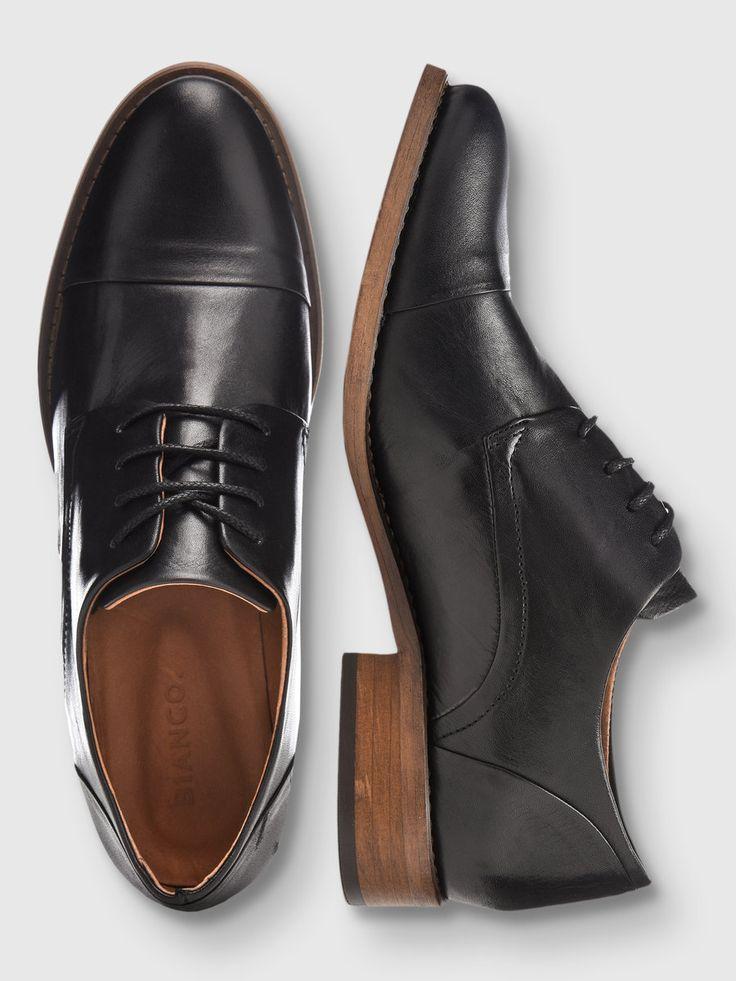 Bianco Elegante Zehenkappen-Derby-Schuhe in Schwarz bei ABOUT YOU bestellen. ✓Versandkostenfrei ✓Zahlung auf Rechnung ✓kostenlose Retoure