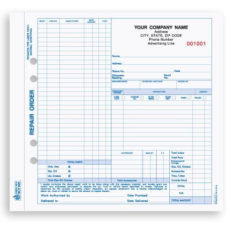 24 best Automotive Forms images on Pinterest Business checks - repair estimate form