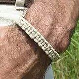 100% hemp bracelet