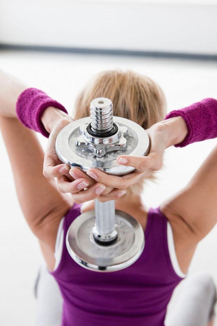 trening triceps armer armmuskulatur