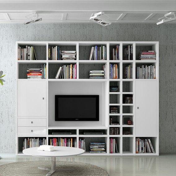 Jetzt bei Home24: Wohnwand von loftscape | Home24