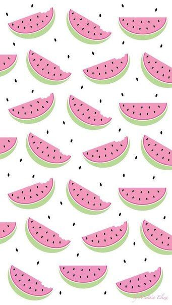 Imagen de watermelon, wallpaper, and pink