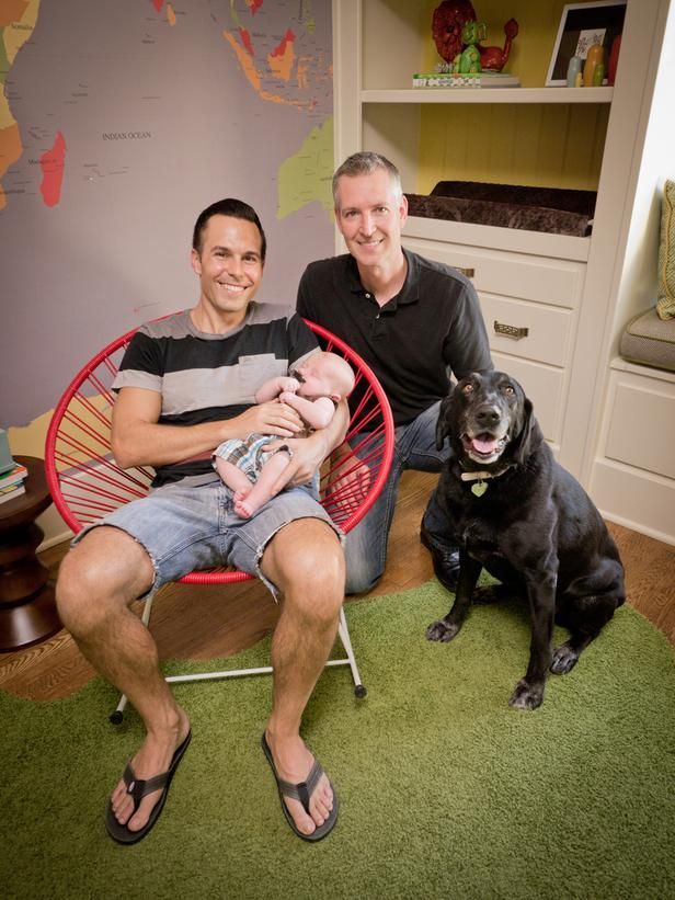 The new American family. Amazingly happy all the way down to the smiling doggy :)