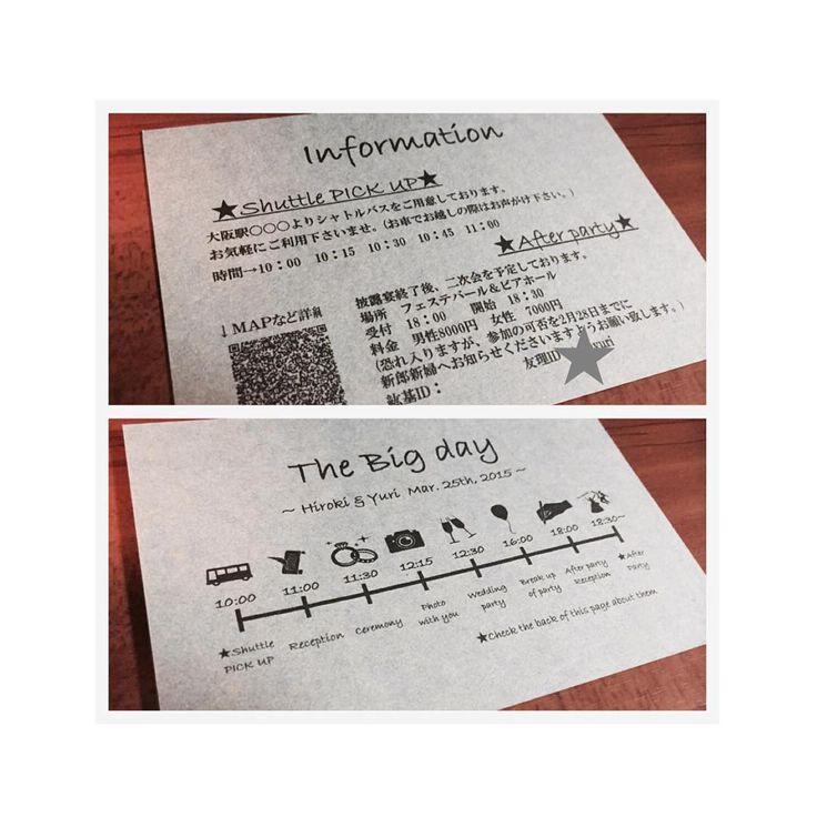 結婚式の招待状に地図の『QRコード』を入れる方法・作り方 | marry[マリー]
