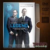 Legend (2015) / Tom Hardy, Emily Browning / Biography, Crime, Drama / Ind / 1080p | #trendonlineshop #trenddvd #jualdvd #jualdivx
