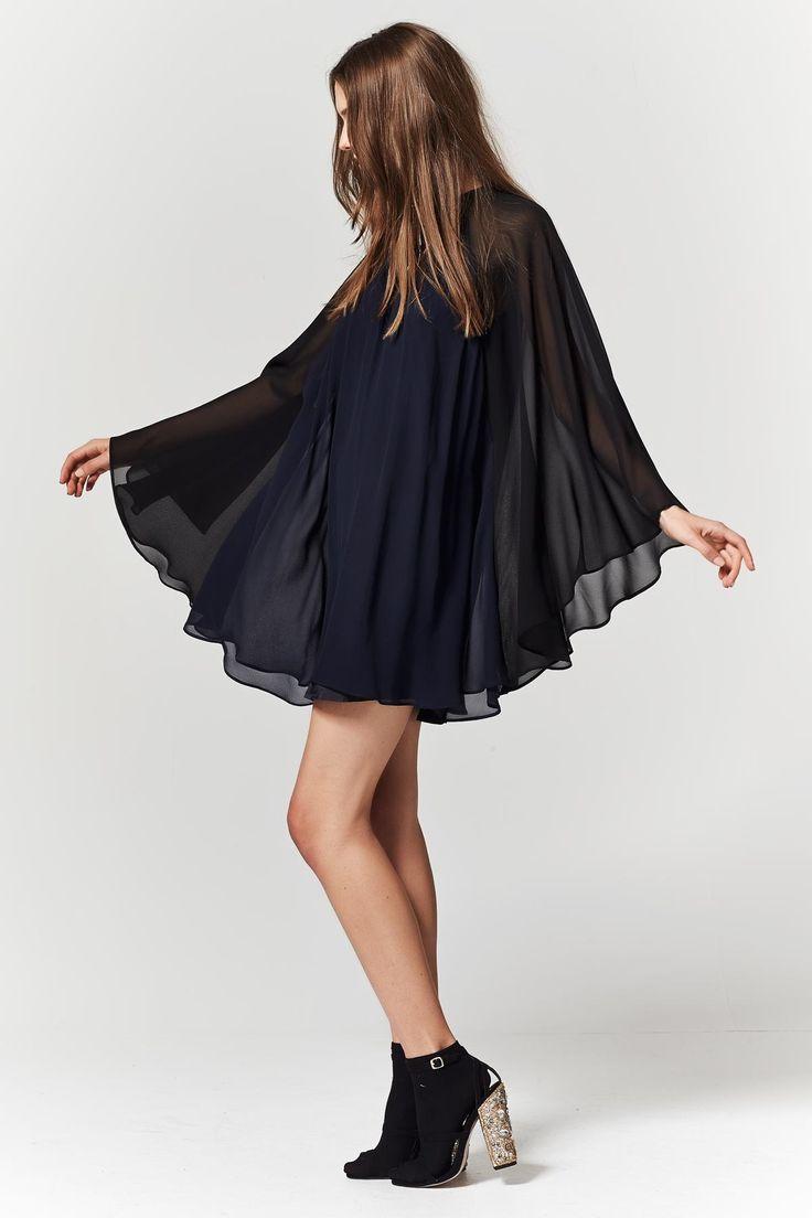 HONOUR AMONG SLEEVES Dress - Trelise Cooper-Dresses : Trelise Cooper Online - GYPSY MOTH TRELISE COOPER 2ND WINTER