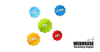 Webhouse.pt - Dominios e Alojamento