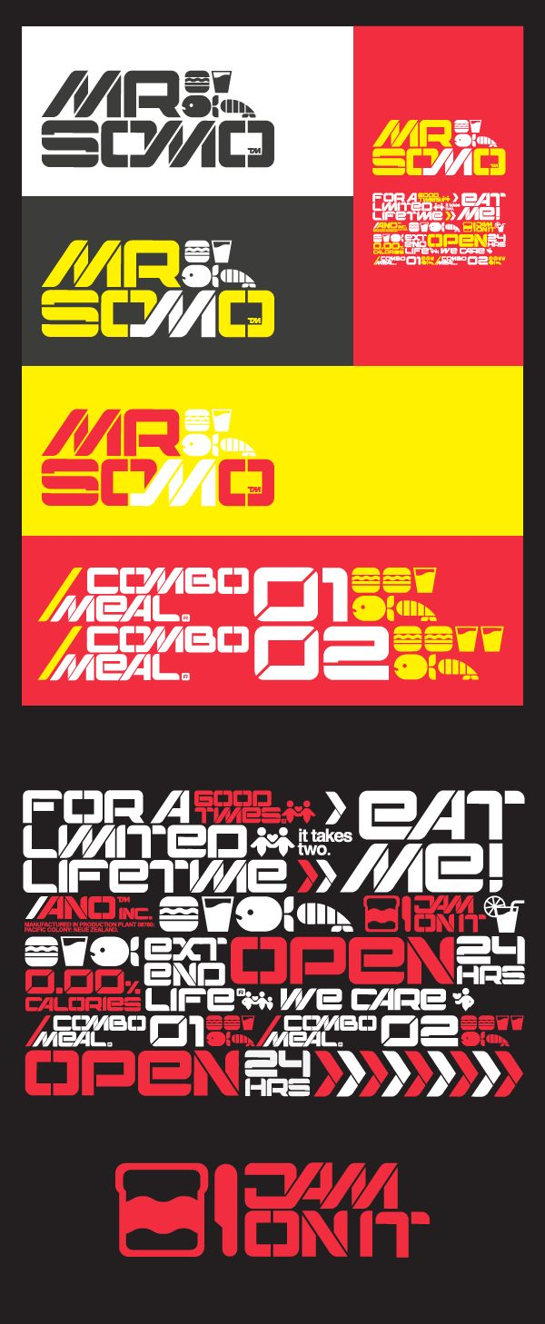 Wipeout HD for PlayStation®3 by Alex Townsend, via Behance