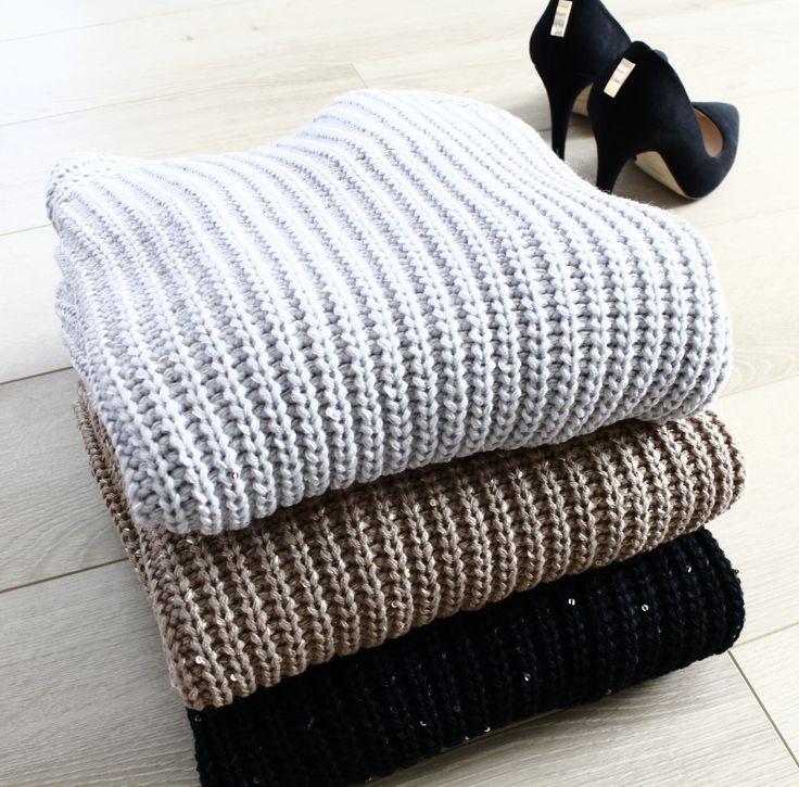 Sweterki idealne do jesiennej stylizacji! MUST HAVE! #MKM #sweter #jesień #odzież #moda #skleponline #stylizacja
