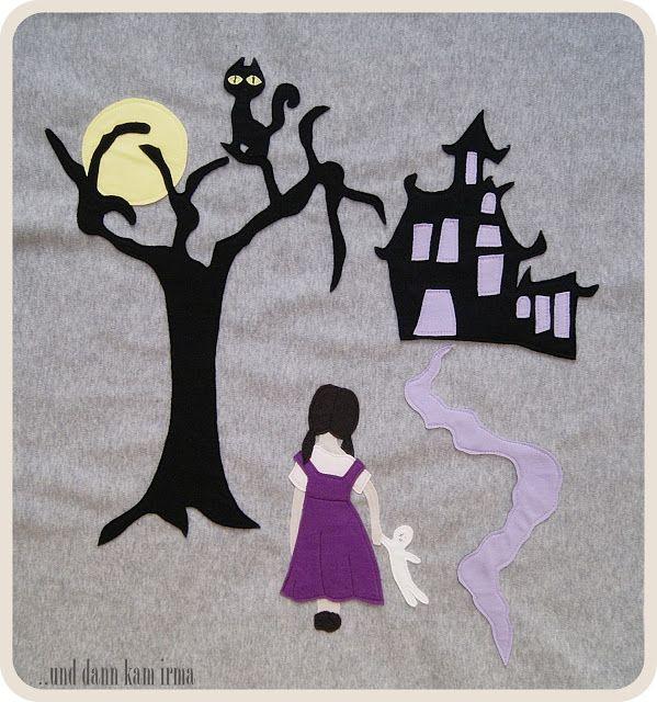 free pdf-pattern halloween