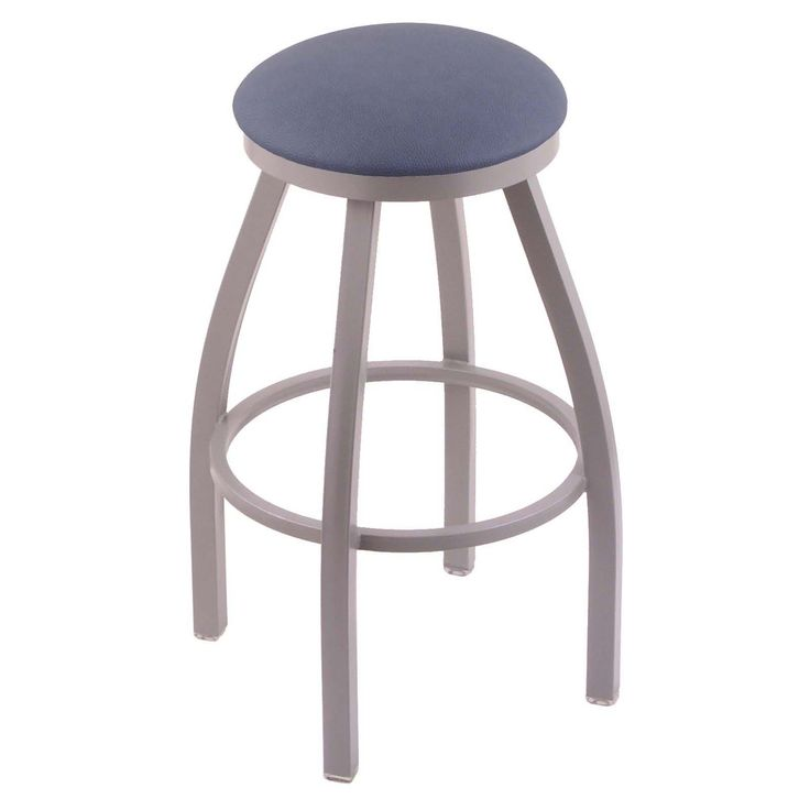 Holland Bar Stool Misha 30 in. Swivel Bar Stool with Faux Leather Seat - 80230ANREIADO
