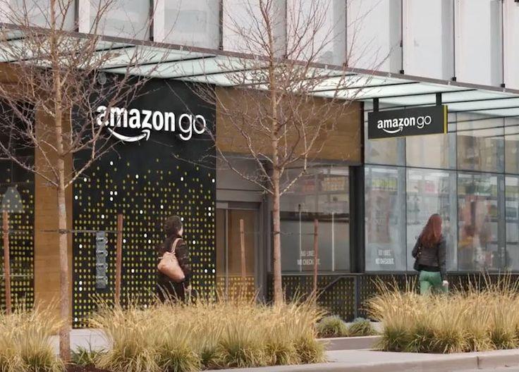 #shopping ohne lange Schlagen an der Kasse - #AmazonGo öffnet am Montag ersten #store https://t.co/7bcA0szbrA #ecommerce #multichannel #MSDirect