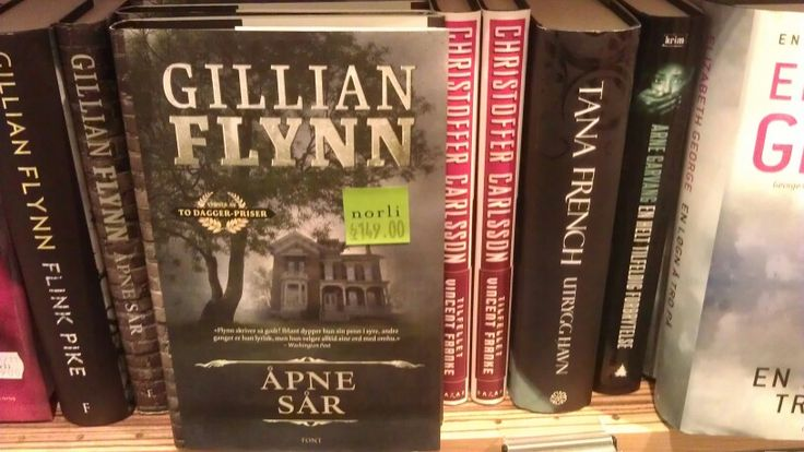 Gillian Flynn og Tana French