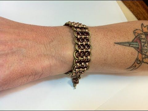 How to Make a DIY Leather Chain Waves Bracelet with The Bead Place