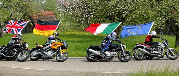 RIDERSCAN: Mehr Sicherheit für Motorradfahrer