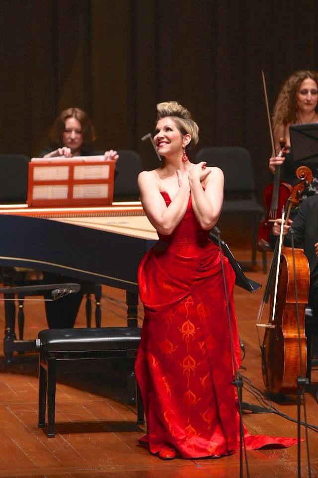 Joyce DiDonato (1969 -  ) is an American coloratura mezzo-soprano opera singer.