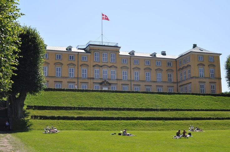 Fredriksbergs slott