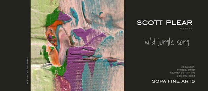 Scott Plear - solo exhibition