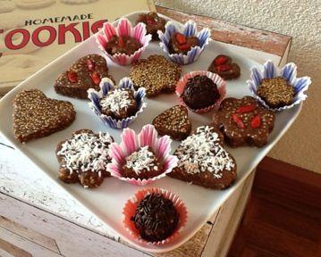 Raw Cookies :: De Voedingsapotheek