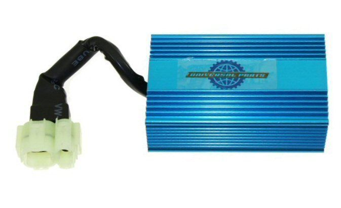 Universal Parts GY6 Performance CDI - DC Scooter Motorcycle Atv's
