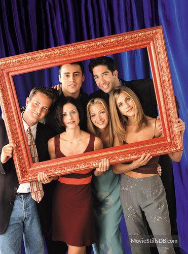 Friends promo shot