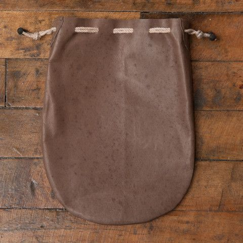 Leather Stash Pouch – 18 Waits
