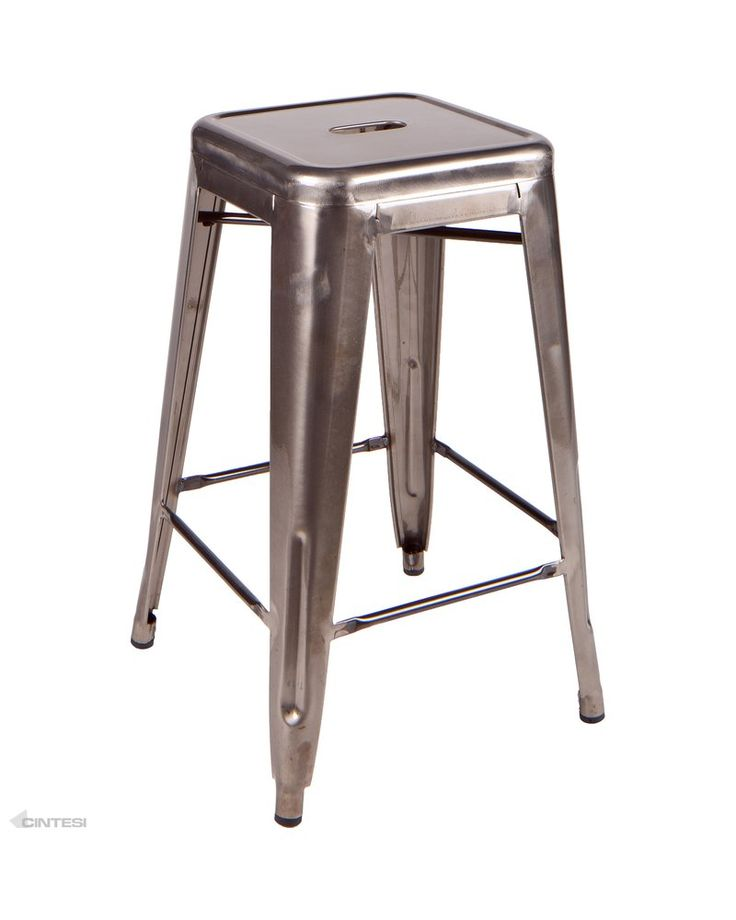 Tolix Replica Barstool by Cintesi. Large stockholding for commercial projects. Direct import by Cintesi offers you these Tolix replica barstools at never seen before prices. Manufactured from steel, fully welded together for superior strength. As this is an industrial styled raw metal varnished finish, some imperfections may be visible which add character to the product. Also available in powder coated colours.