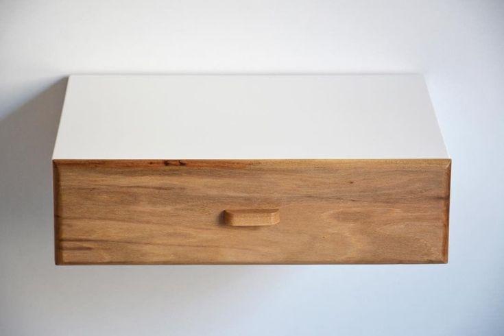 """5 kedvelés, 1 hozzászólás – MyBetterShelf (@mybettershelf) Instagram-hozzászólása: """"Our newest model, available here: www.etsy.com/shop/mybettershelf #new #drawer #walnut #wood…"""""""