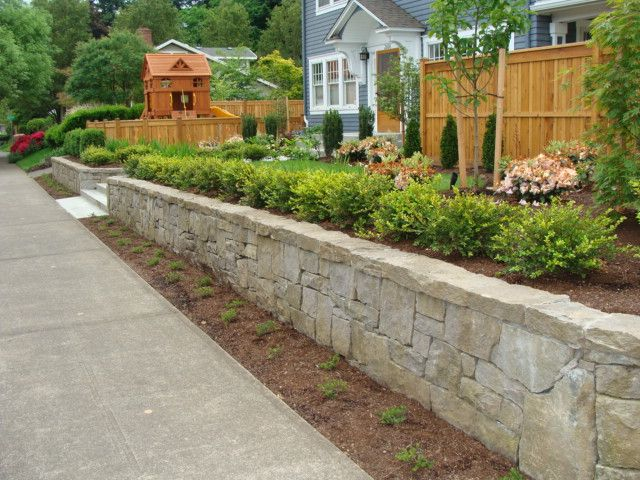 26 Best Images About Retaining Wall Design On Pinterest | Columns