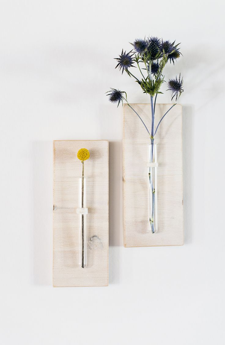 diy test tube vase