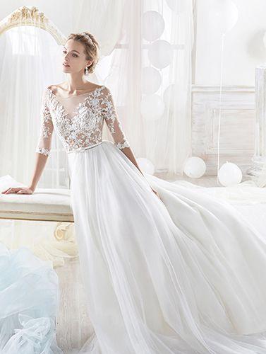 634f37cf7e96 Svadobné šaty Svadobný salón VAlery