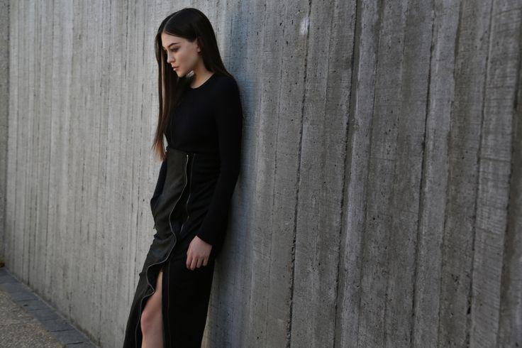 Black Is Back - Haider Ackermann Skirt