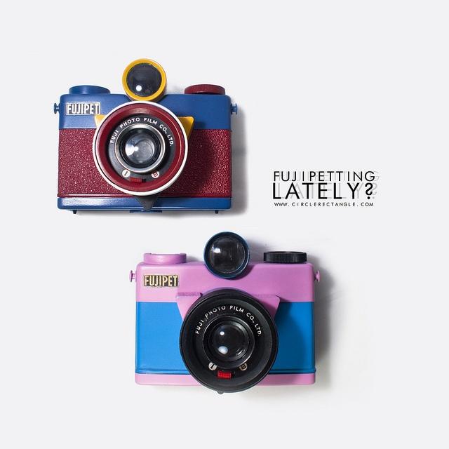 Vintage Toy Cameras 21