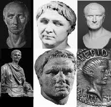 The First Triumvirate. They were made up of Julius Caesar, Pompey, and Crassus. This would eventually lead to the end of the Roman Republic and the beginning of the Roman Empire.