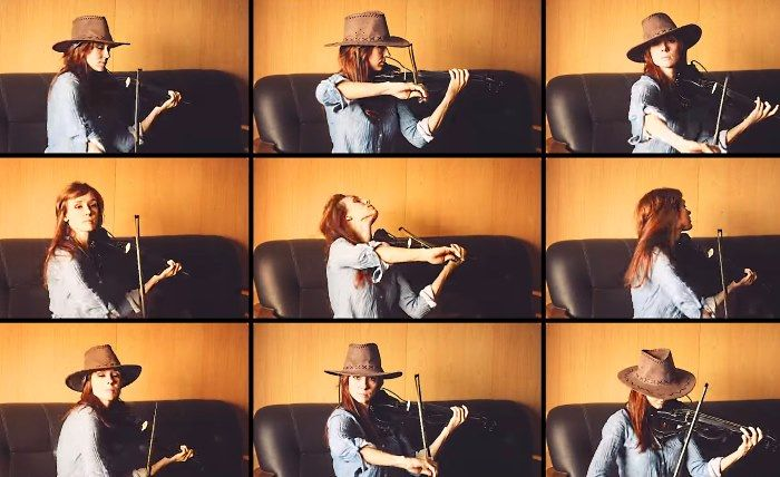 Hommage geek : Le Thème de Westworld au violon