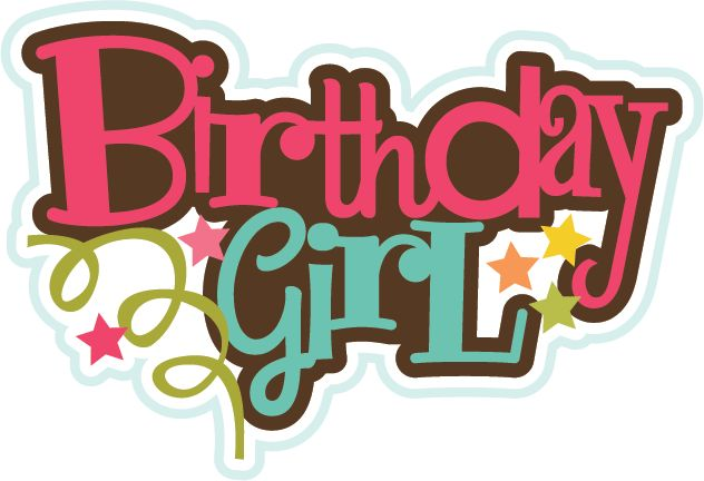 Birthday Girl SVG files birthday svg files birthday svg cuts cute svgs free svg files for scrapbooking