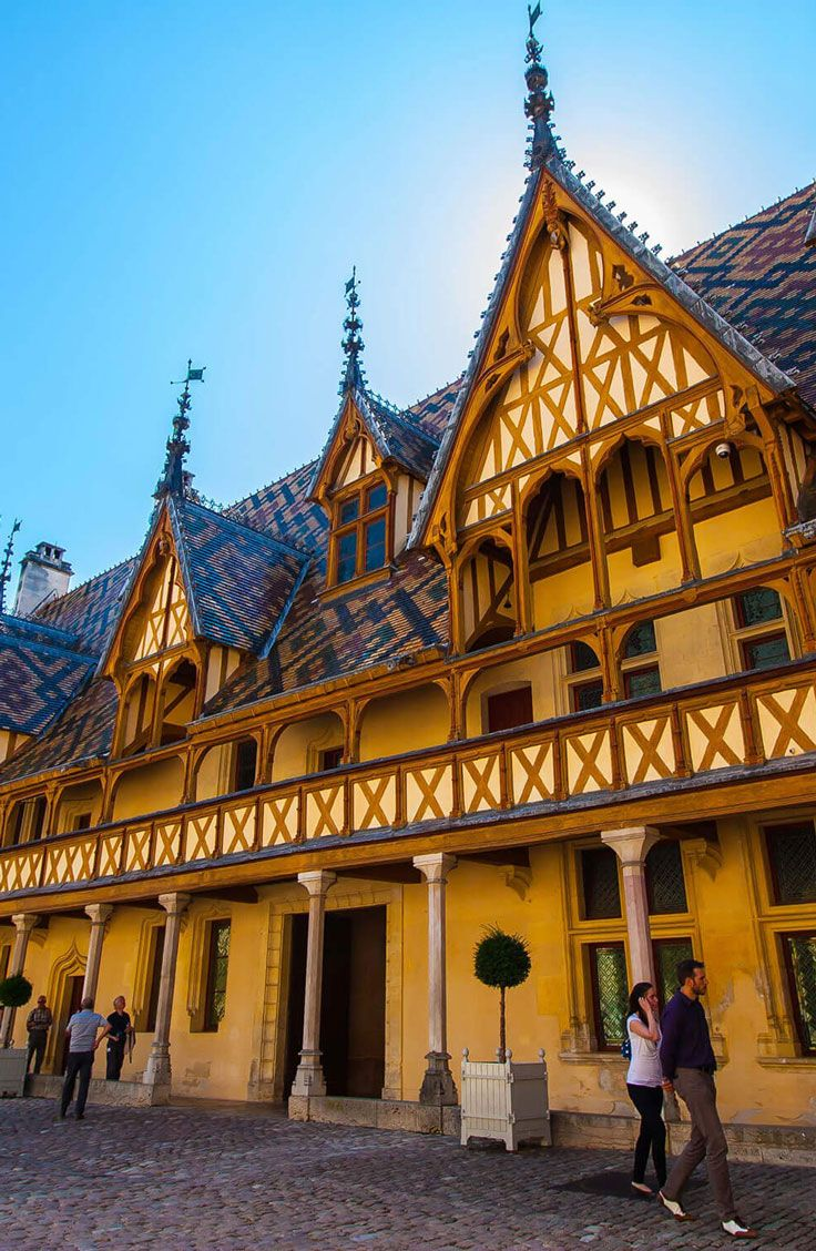 Beaune: Our Medieval Jewel in the heart of Burgundy  http://www.butterfield.com/blog/2013/05/13/beaune-our-medieval-jewel/  #travel #France #mybnr