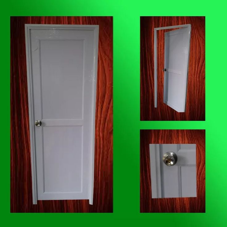 17 mejores ideas sobre puertas pvc en pinterest canceles - Puertas de exterior de pvc ...