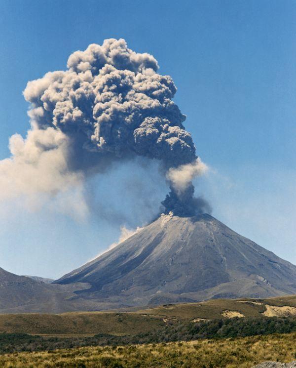 magma rising beneath tongariro eruption imminent link to mag 7
